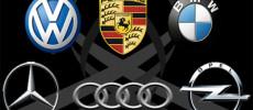 Le marché automobile allemand